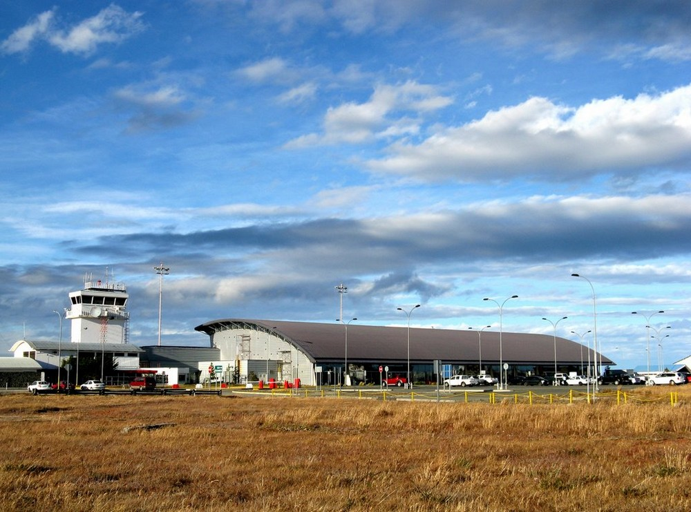 Aéroport de Punta Arenas